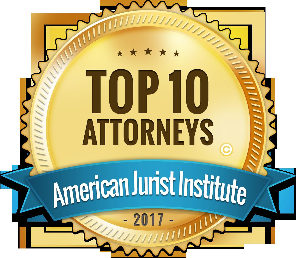 2017 AJI Top 10